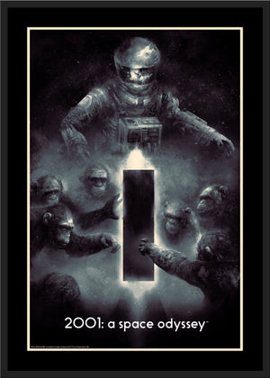 "Karl Fitzgerald ""2001: A Space Odyssey"""