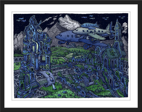 "David Welker ""Emergency Landing"""