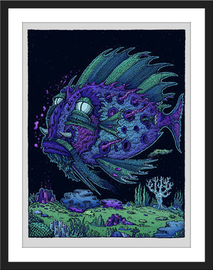 "David Welker ""Passenger Fish"""
