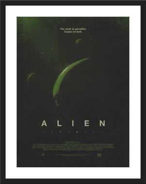 "Patrik Svensson ""ALIEN: Covenant"""