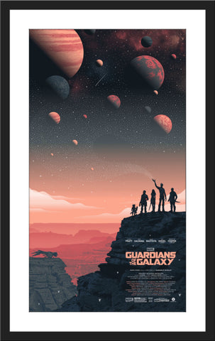 "Guillaume Morellec ""Guardians of the Galaxy: Vol 1"""