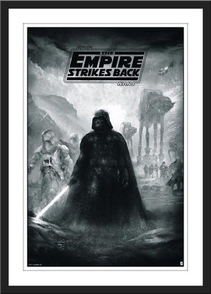 "Karl Fitzgerald ""Star Wars: The Empire Strikes Back"" Variant"