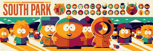"Tom Whalen ""South Park"" Variant"