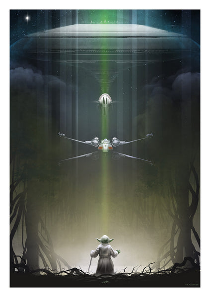 "Andy Fairhurst ""Yoda"""
