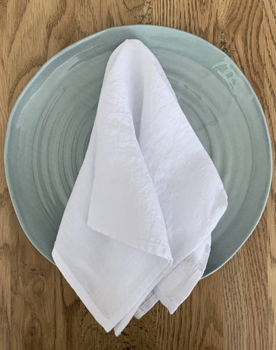 Pure Heavy Linen 280g NAPKIN (MADE IN FRANCE)