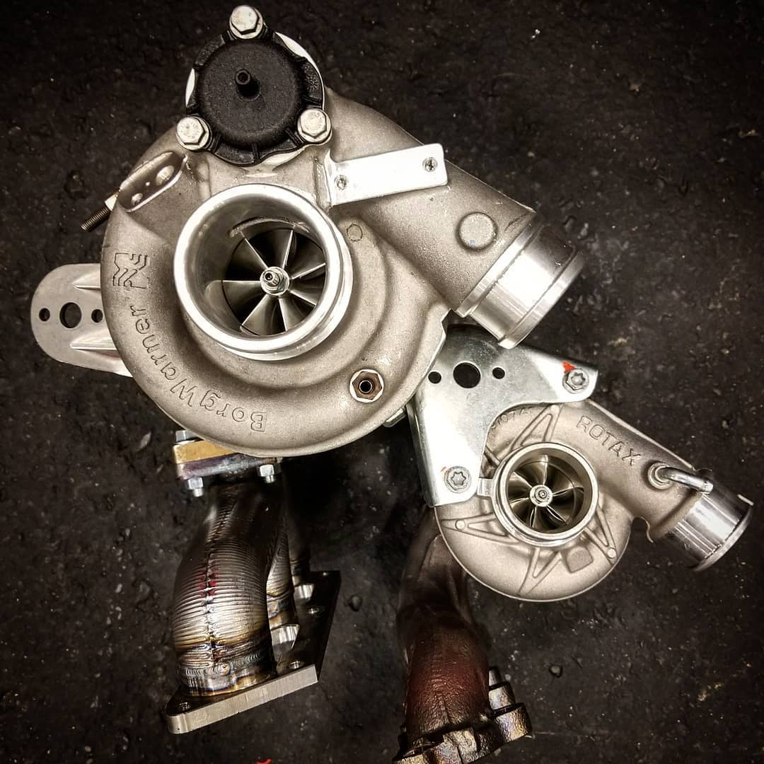 Turbo Modifications OR Big Turbo Swap
