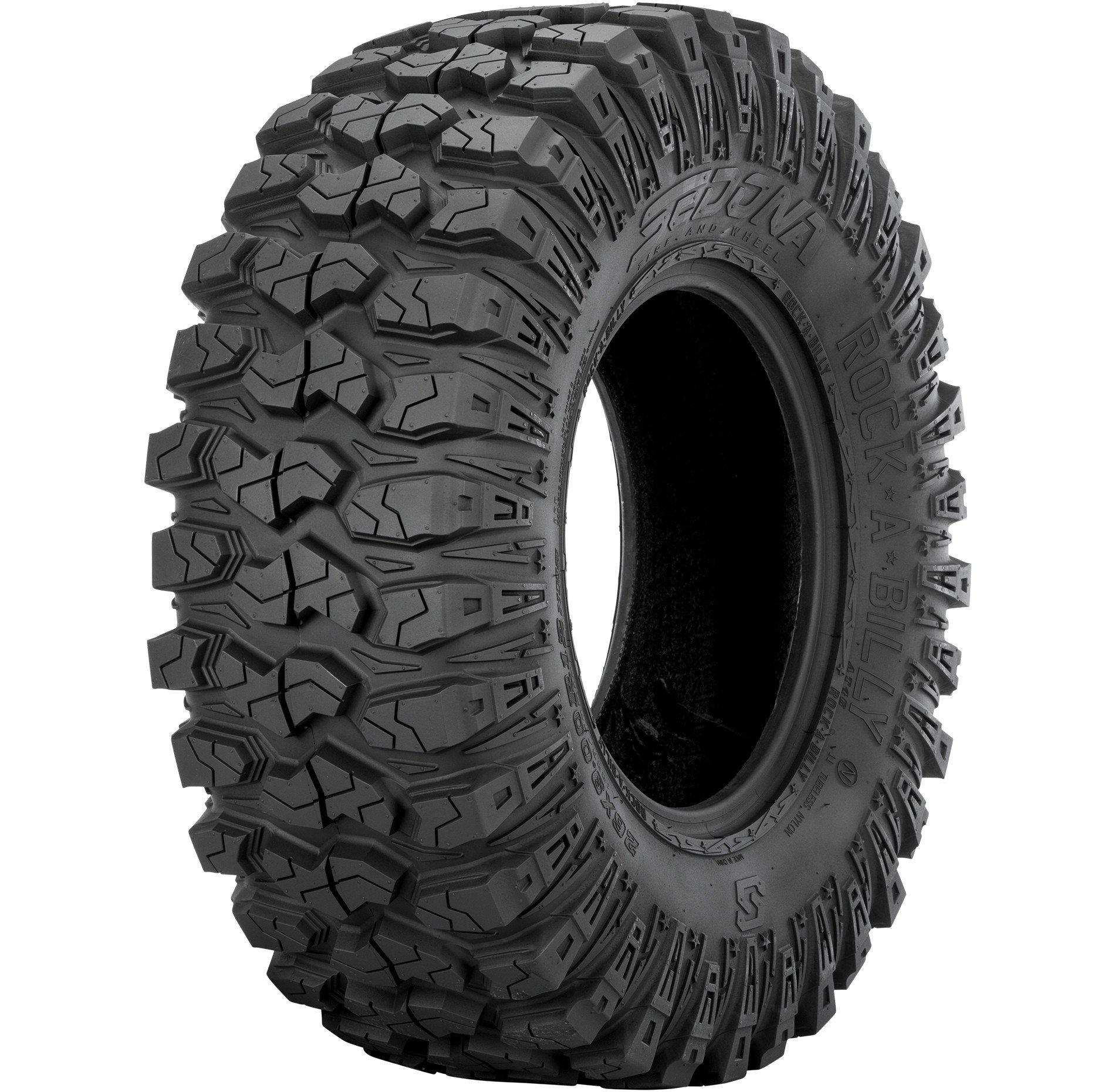 Sedona Rock-A-Billy Radial Tire-Tires-Sedona-30x10R14-Black Market UTV