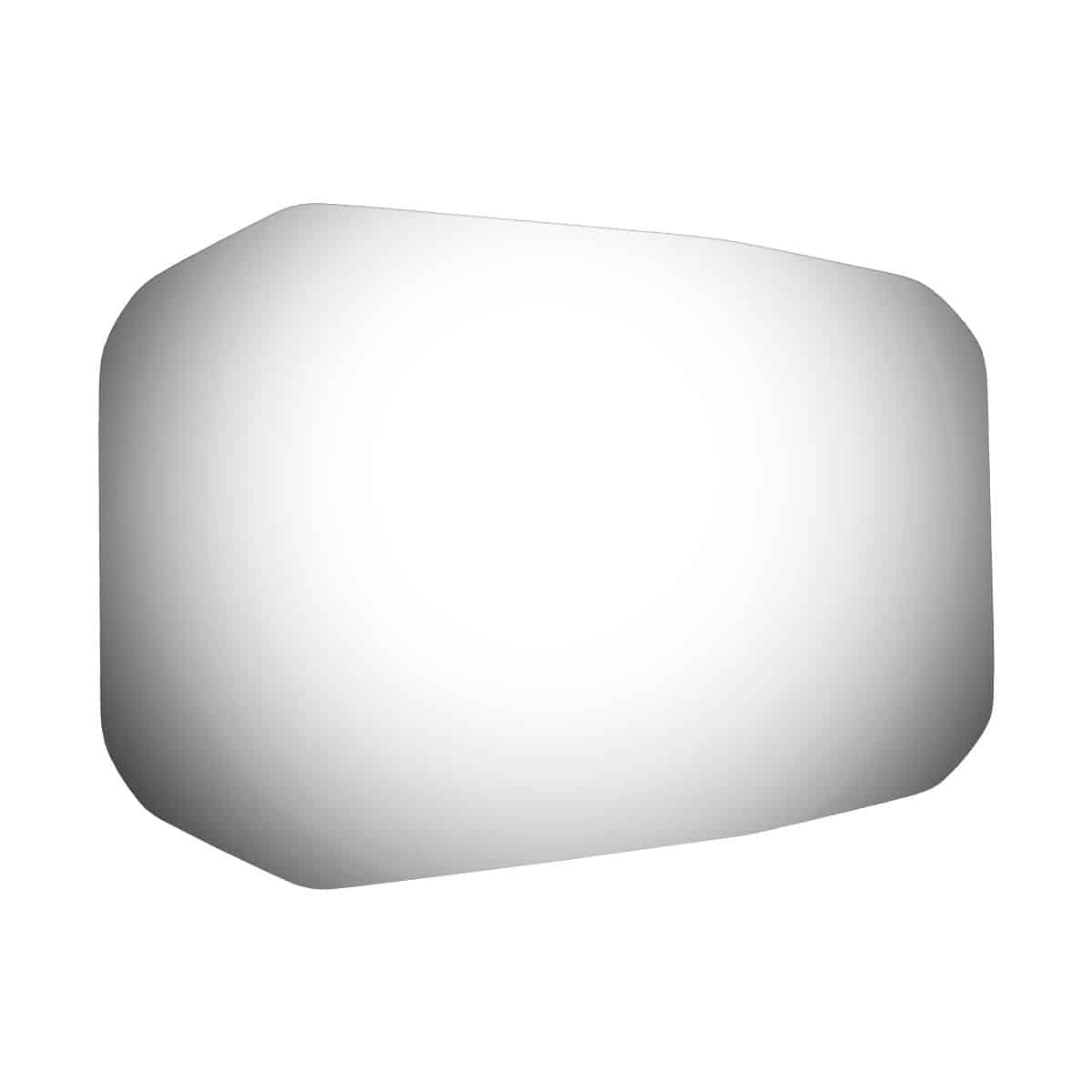 Sector Seven - Replacement Mirror (Single)-Mirrors-Sector Seven-Black Market UTV