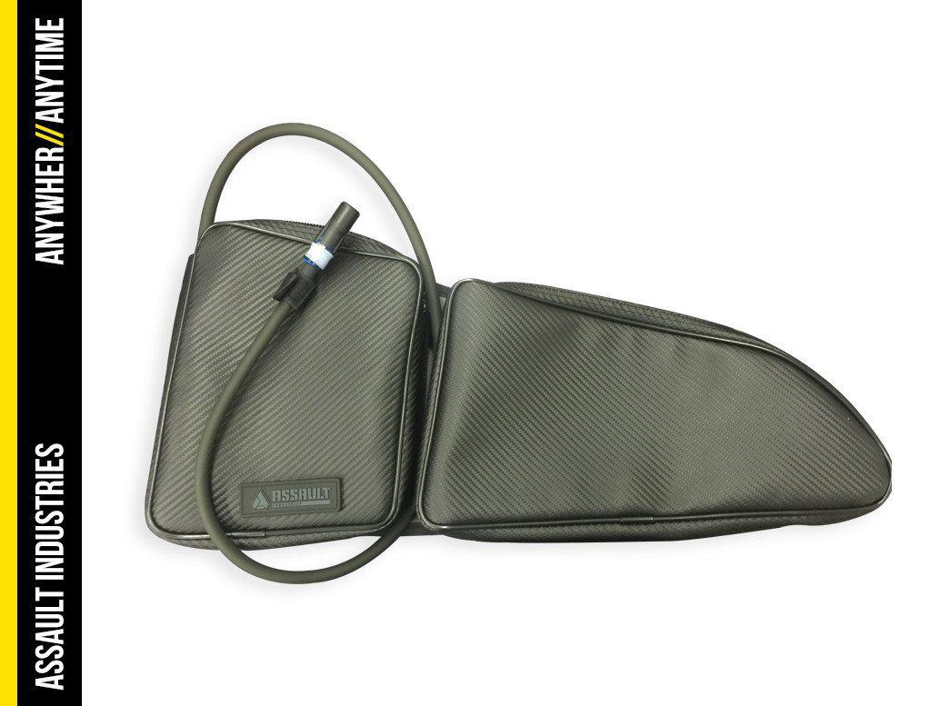 Assault Ind. Hydration Door Bags - Pair-Bags-Assault Industries-Black Market UTV