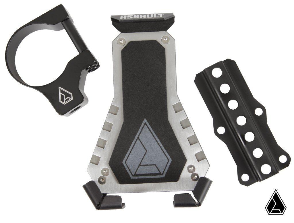 "Assault Ind. Full Metal Cradle-Mounts-Assault Industries-Fixed-1.5""-Black-Black Market UTV"