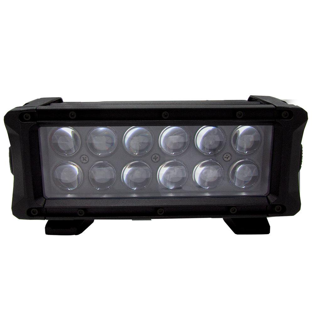 Infinite Series RGB LED Light Bar - 8 Inch-Light Bars-Heise-Black Market UTV