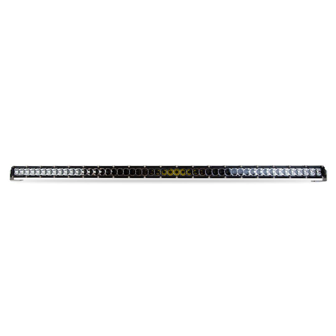 "Heretic 6 Series - 50"" Light Bar-Light Bar-Heretic Studio-Combo-No Thanks-Black Market UTV"