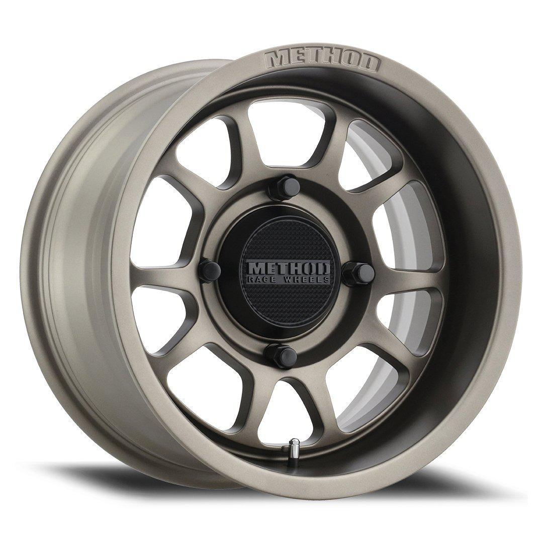Method Race Wheels 409 Bead Grip Steel Grey-Wheels-Method-Can-am-14x7-4+3-Black Market UTV