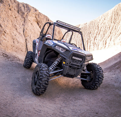 Polaris 30 Inch LED Light Bar Driving Combo Pattern S8 Series Baja Designs-Light Bars-Baja Designs-Black Market UTV