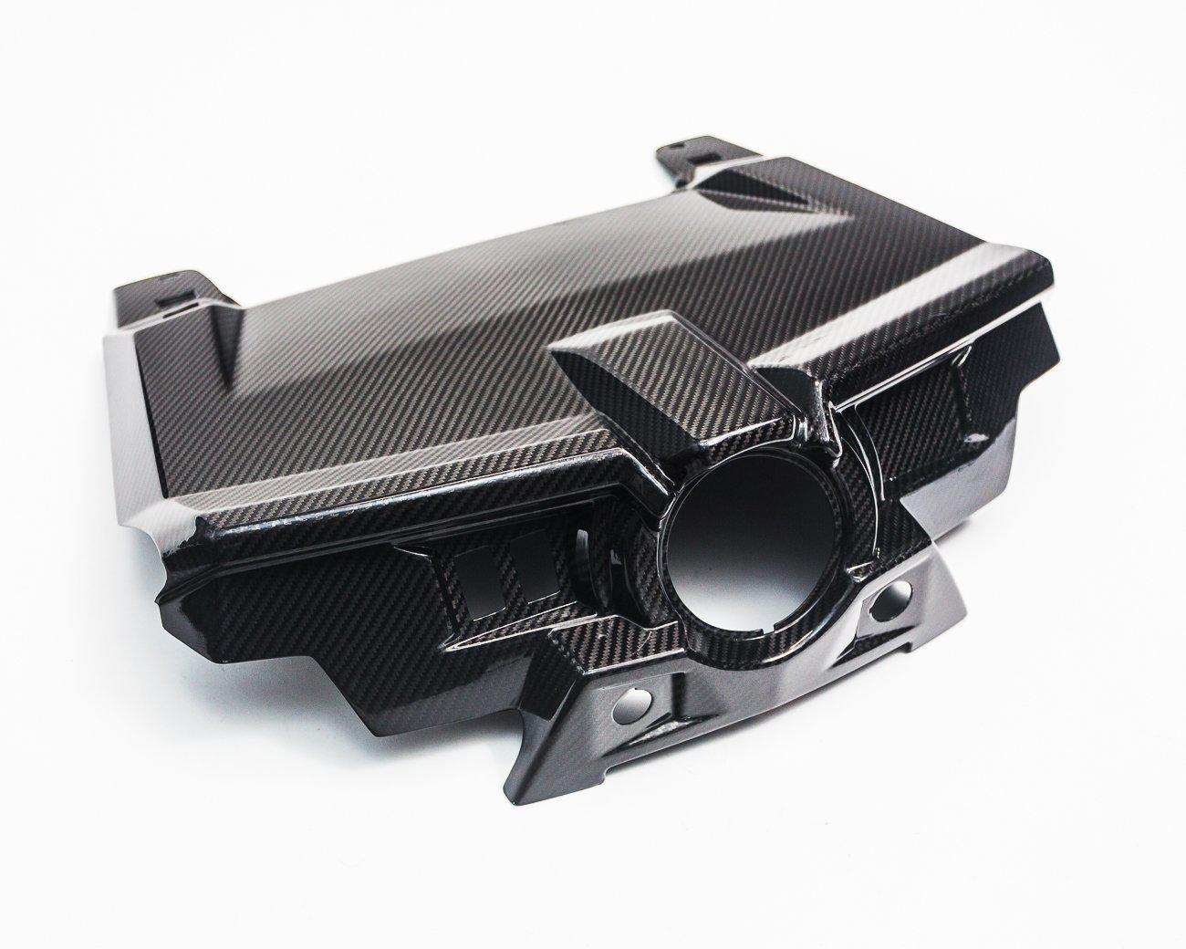 Agency Power Carbon Fiber Dash Polaris RZR XP 1000 | Turbo 14-16-Chassis-Agency Power-None-Black Market UTV