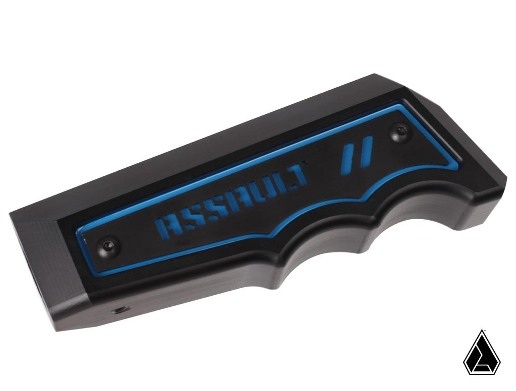 ASSAULT INDUSTRIES HELLFIRE V2 SHIFT KNOB-Shift Knob-Assault Industries-Black/Blue-Black Market UTV