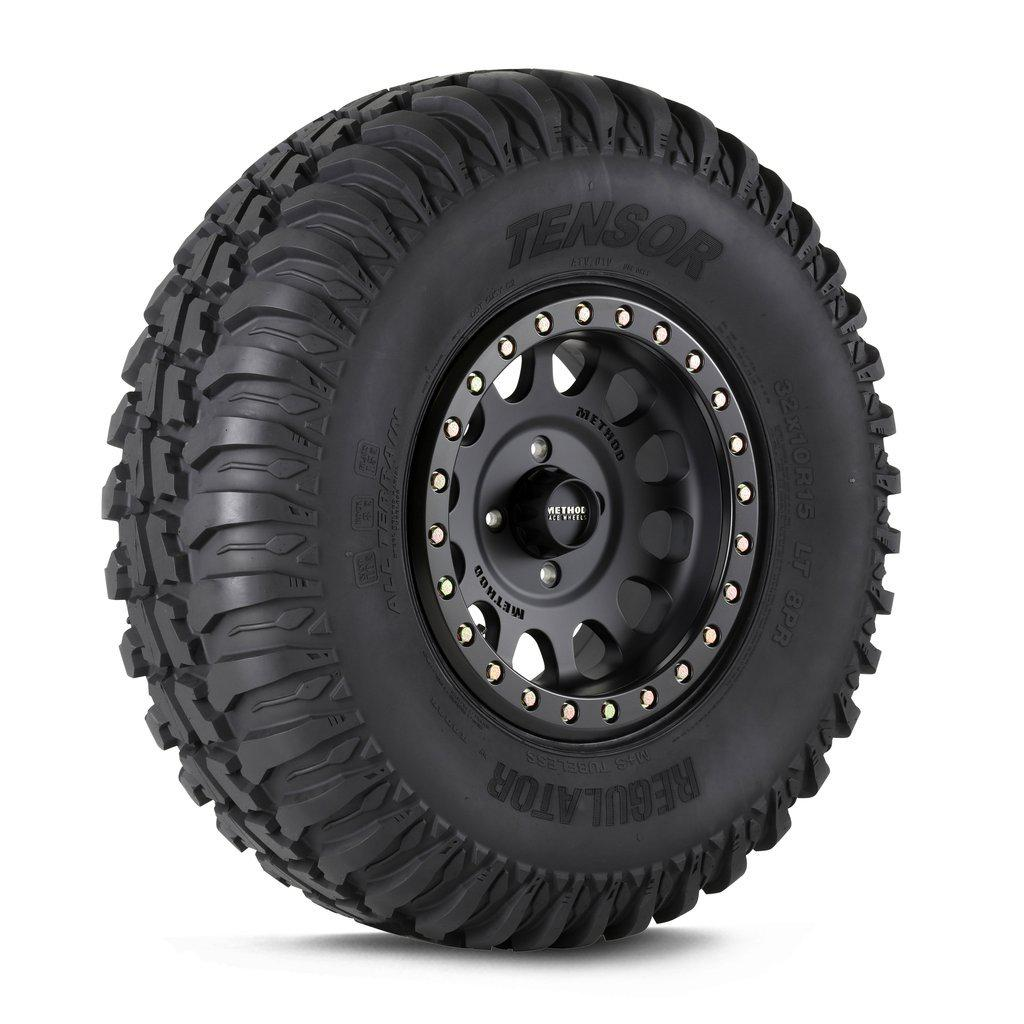 Tensor Tires Regulator A/T-Tires-Tensor-28x10R12-Black Market UTV