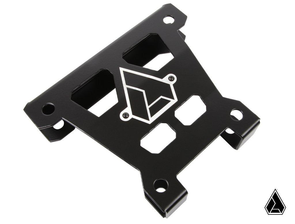 **NEW** ASSAULT INDUSTRIES HEAVY DUTY REAR CHASSIS BRACE (FITS: 2018+ POLARIS RZR TURBO S)-Pull Plate/Chassis Brace-Assault Industries-Black Market UTV
