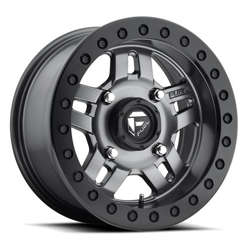 ANZA BEADLOCK - D918-Wheels-Fuel Wheels-Can-am-14x7-4+3-Black Market UTV