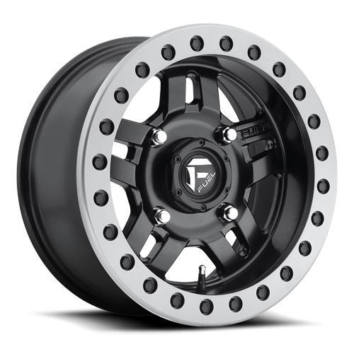 ANZA BEADLOCK - D917-Wheels-Fuel Wheels-Can-am-14x7-5+2-Black Market UTV