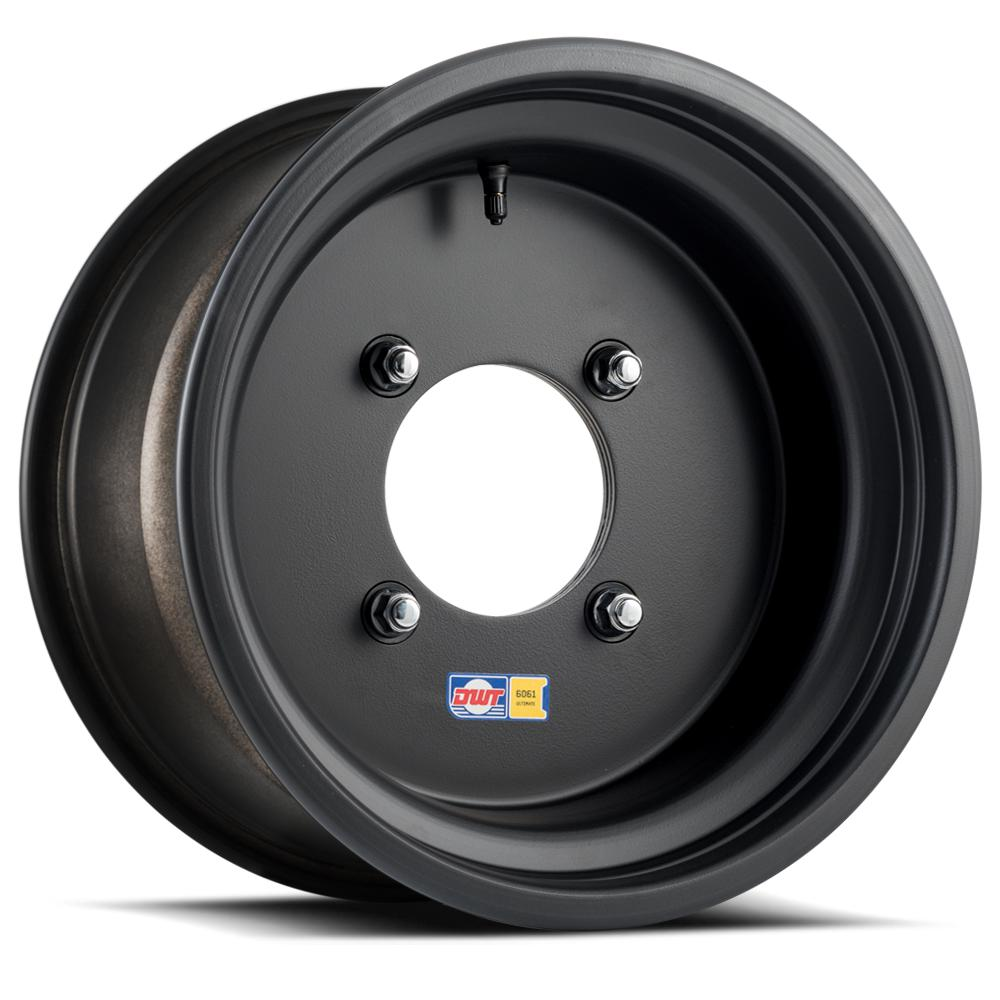 DWT Ultimate Sport-Wheels-DWT-Can-am-14x10-5+5-Black Market UTV