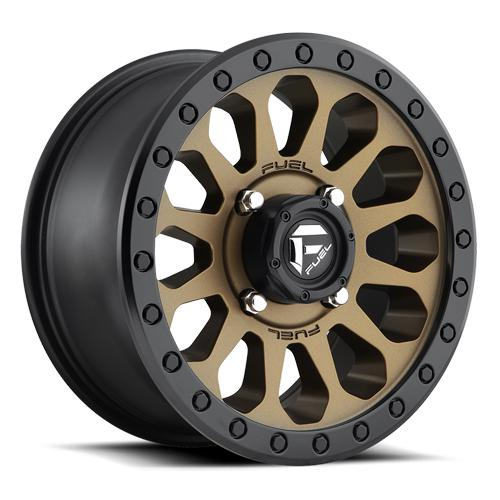 VECTOR NON-BEADLOCK - D600-Wheels-Fuel Wheels-Can-am-14x7-5+2-Black Market UTV