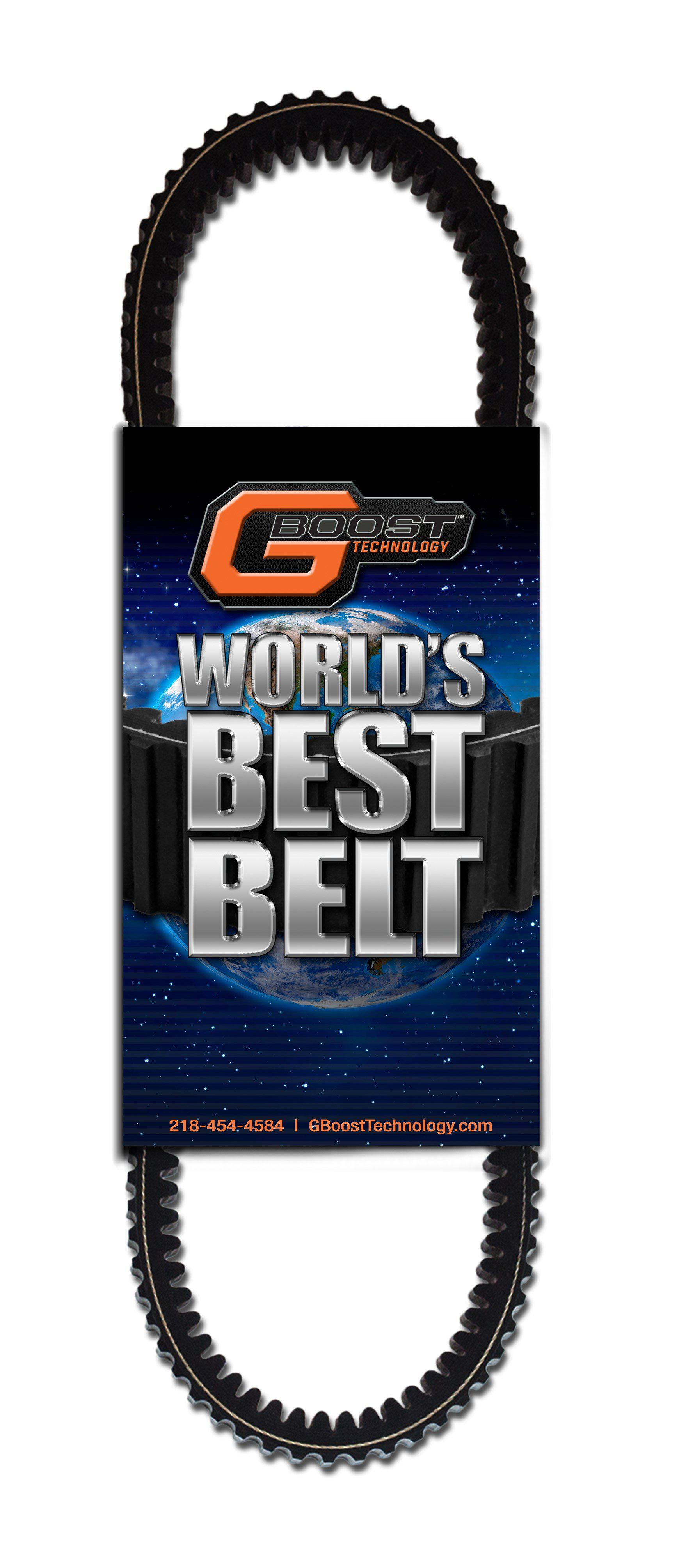 RZR XP 1000 World's Best Belt-Belt-GBoost-Black Market UTV