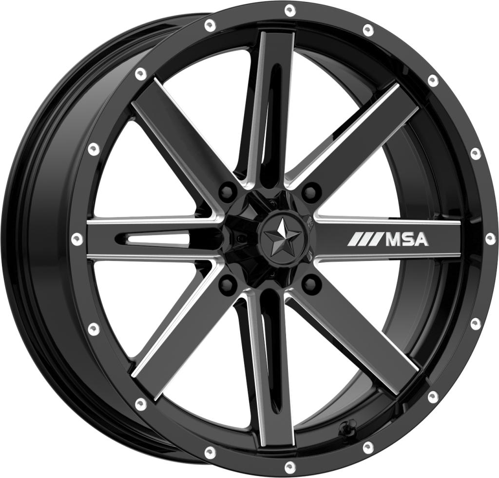 M41 Boxer-Wheels-MSA-Can-am-14x7-4+3-Black Market UTV