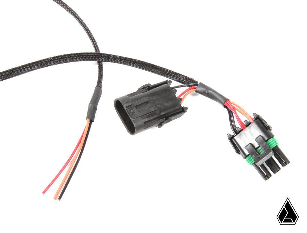 PIGGYBACK TAIL LIGHT HARNESS-Wiring-Assault Industries-Black Market UTV