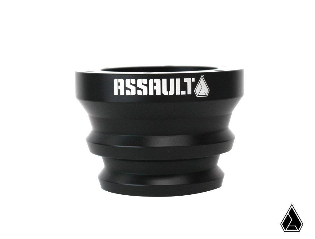 Assault Ind. Steering Wheel Hub Adapter-Interior-Assault Industries-Yamaha-Black Market UTV