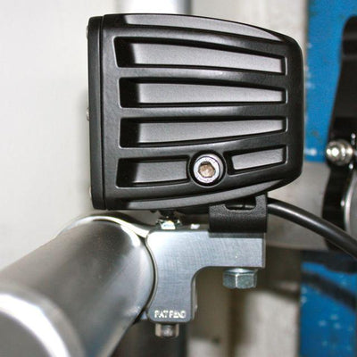 "Small Light Mount for 4"" and Smaller-Mounts-Axia Alloys-Satin (raw Aluminum)-0.75""-Black Market UTV"