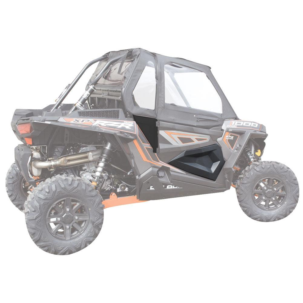 POLARIS LOWER HALF DOORS-Doors-Polaris-Black Market UTV