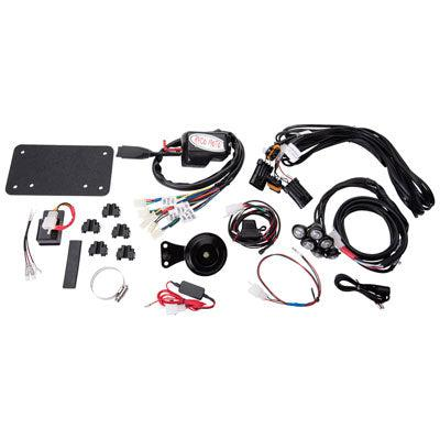 Ryco UTV Turn Signal/Horn Kit-Street Legal Kit-Ryco-Front Turn Signal - 6 LED-Black Market UTV