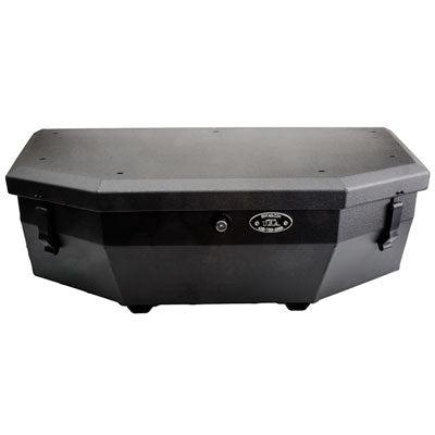 Ryfab Aluminum Cargo Box with Top Rack-Storage-Ryfab-Black Market UTV