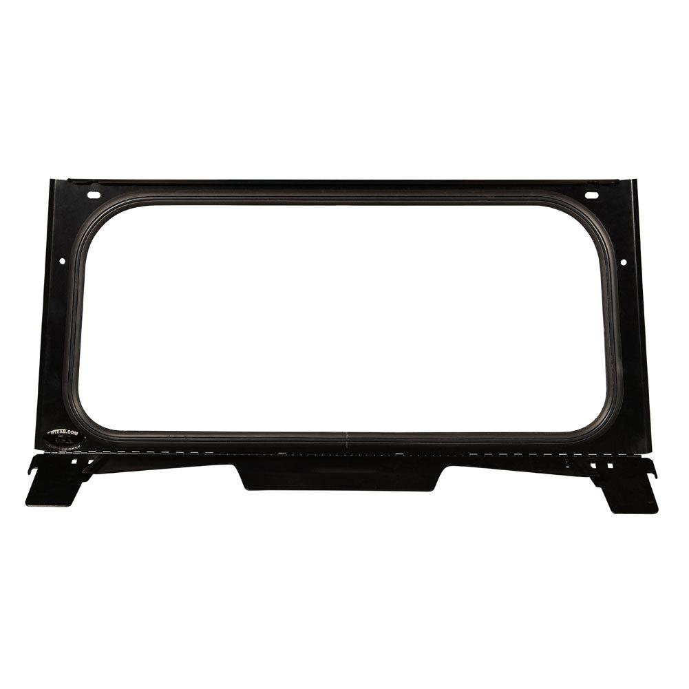 RYFAB FOLDING GLASS WINDSHIELD-Windshield-Ryfab-Black Market UTV
