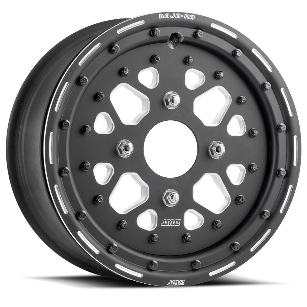 DWT Sector Zero Beadlock-Wheels-DWT-Can-am-14x7-6+1-Black Market UTV