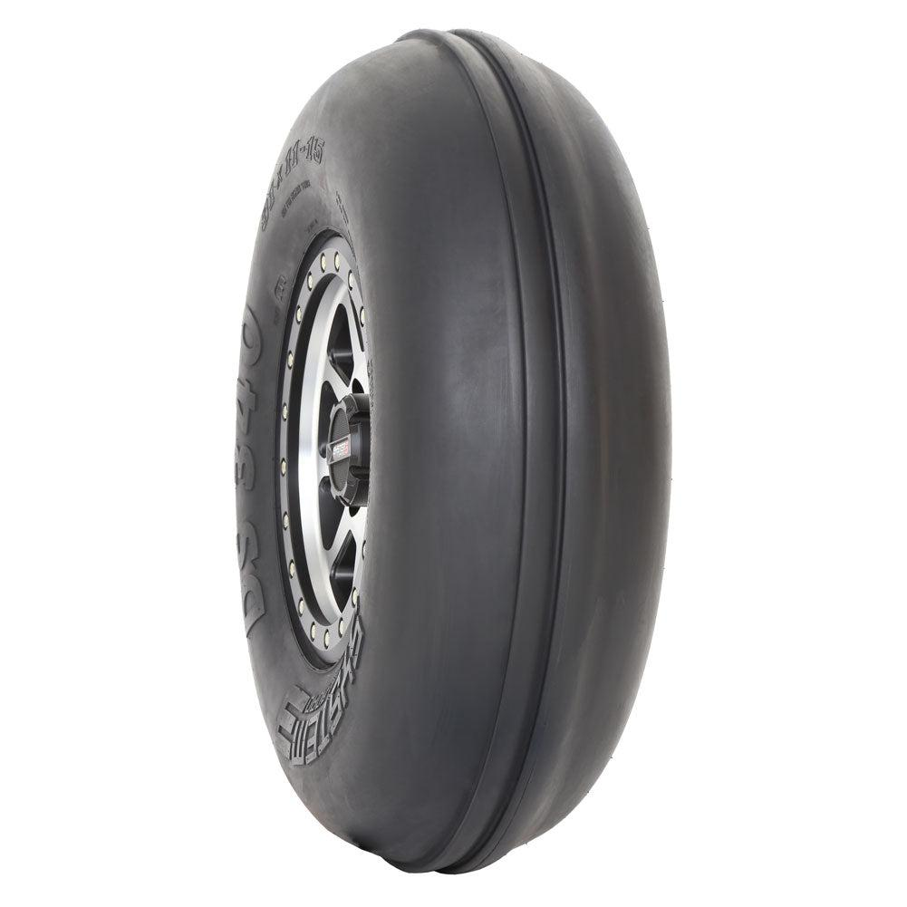 System 3 Off-Road DS340 Dune Sport Front Tire-Tires-System 3-29x11-14 (Ribbed)-Black Market UTV
