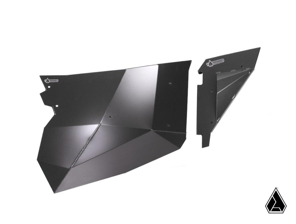 Assault Ind. Tank Door Kit 2 Seater-Chassis-Assault Industries-Black Market UTV