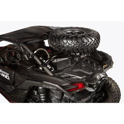 TUSK SPARE TIRE CARRIER-Spare Tire Carrier-Rocky Mountain ATV-Black Market UTV