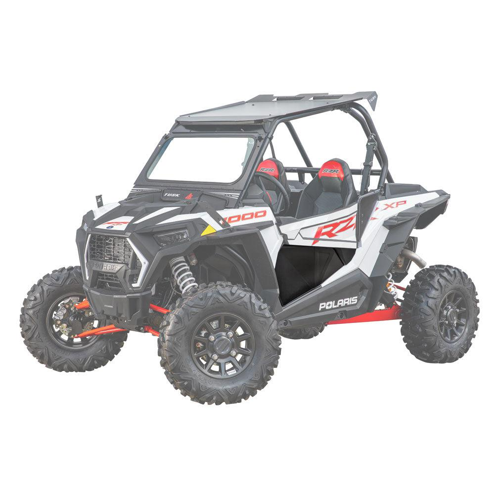 Tusk Aluminum Lower Door Inserts-Doors-Tusk-Black Market UTV