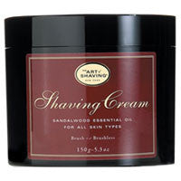 The Art of Shaving Sandalwood Essential Oil Shaving Cream