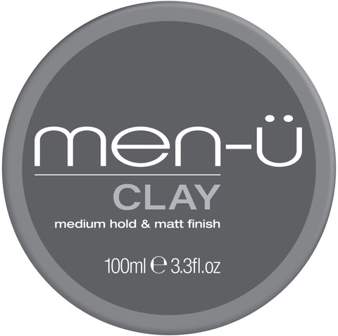Men-U Clay Styling