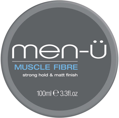 Men-U Clay Muscle Fiber Paste