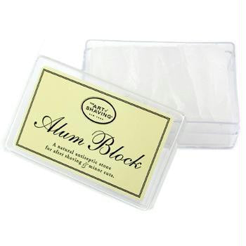 The Art of Shaving Alum Block Natural Antiseptic Stone