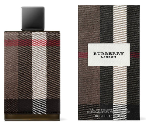 BURBERRY London for Men Eau de Toilette, 3.3 fl oz