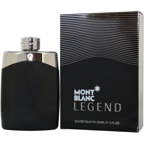 Mont Blanc Legend Eau de Toilette Spray for Men, 5 Ounce