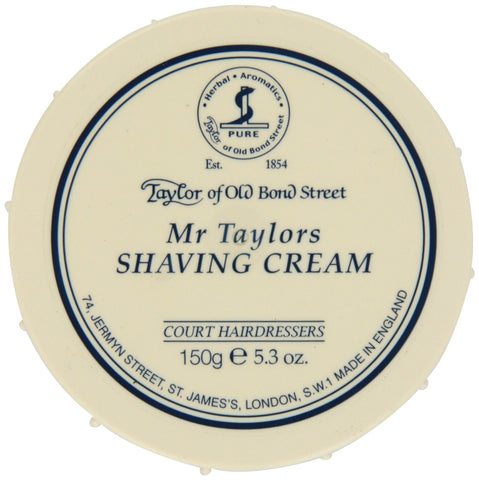Taylor of Old Bond Street Mr. Taylor Shaving Cream