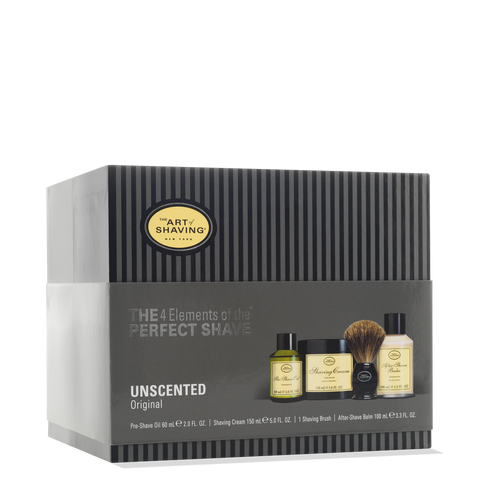 The Art of Shaving Unscented Full Size Kit