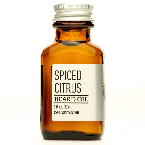 Beardbrand Spiced Citrus Beard Oil