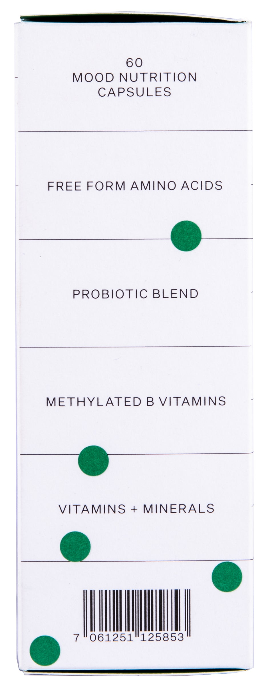 Vitamins for anxiety made in UK with methylated b vitamins